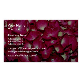 Delphinium  flowers pack of standard business cards