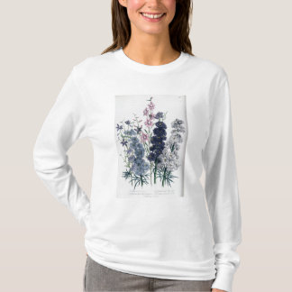 Delphiniums, from 'The Ladies' Flower Garden' T-Shirt