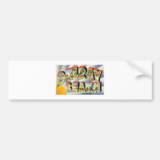 Delray Beach Bumper Stickers