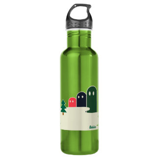 Delta01typeB 24oz Water Bottle