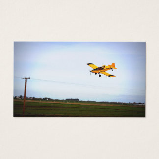 Delta Aviation Business Card