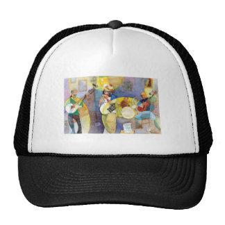 Delta Blues Music Design Cap
