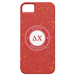 Delta Chi | Badge Barely There iPhone 5 Case