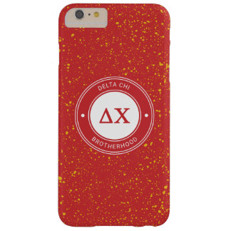 Delta Chi | Badge Barely There iPhone 6 Plus Case