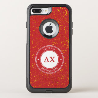 Delta Chi | Badge OtterBox Commuter iPhone 8 Plus/7 Plus Case