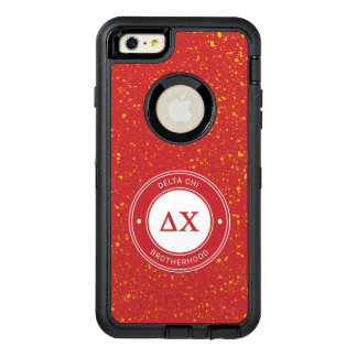 Delta Chi | Badge OtterBox Defender iPhone Case
