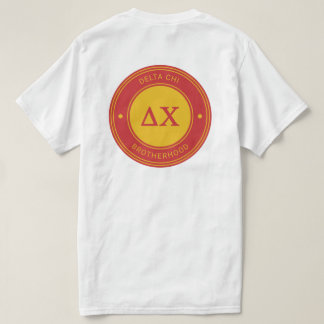 Delta Chi | Badge T-Shirt