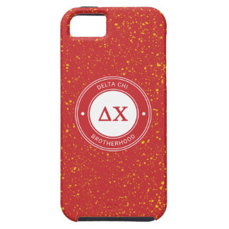 Delta Chi | Badge Tough iPhone 5 Case