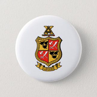 Delta Chi Coat of Arms 6 Cm Round Badge