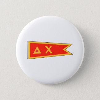 Delta Chi Flag 6 Cm Round Badge