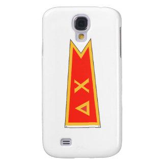 Delta Chi Flag Galaxy S4 Case