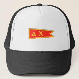 Delta Chi Flag Trucker Hat