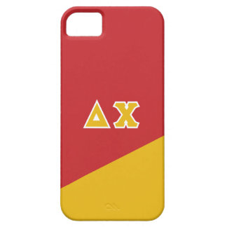 Delta Chi   Greek Letters iPhone 5 Cover