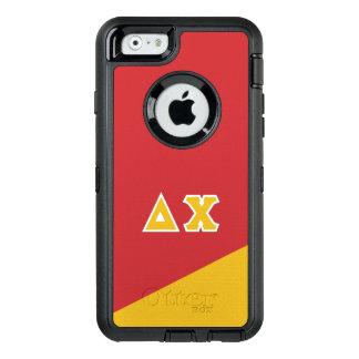 Delta Chi | Greek Letters OtterBox Defender iPhone Case