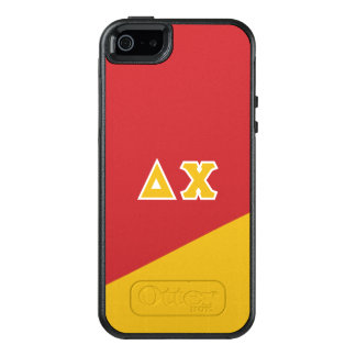 Delta Chi | Greek Letters OtterBox iPhone 5/5s/SE Case