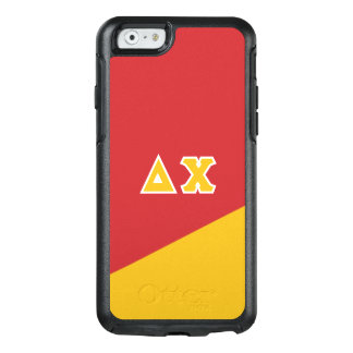 Delta Chi | Greek Letters OtterBox iPhone 6/6s Case