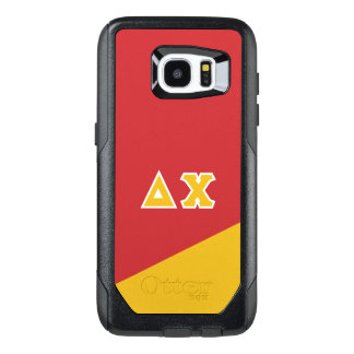 Delta Chi | Greek Letters OtterBox Samsung Galaxy S7 Edge Case