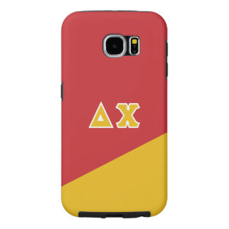 Delta Chi | Greek Letters Samsung Galaxy S6 Cases