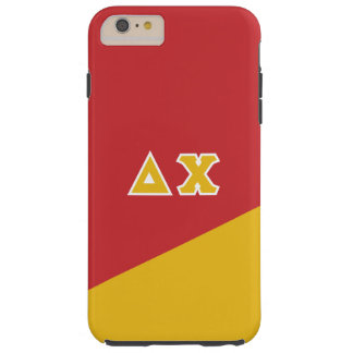 Delta Chi | Greek Letters Tough iPhone 6 Plus Case