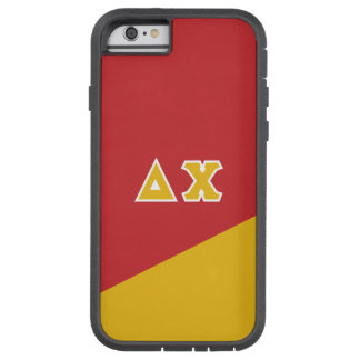 Delta Chi | Greek Letters Tough Xtreme iPhone 6 Case