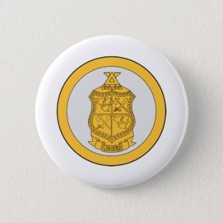 Delta Chi Life Loyalty 6 Cm Round Badge