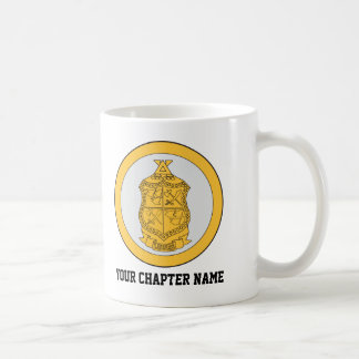 Delta Chi Life Loyalty Coffee Mug
