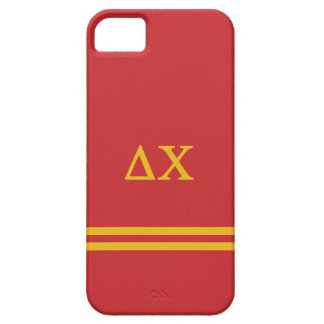 Delta Chi | Sport Stripe Barely There iPhone 5 Case