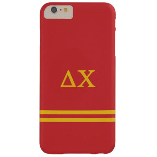 Delta Chi | Sport Stripe Barely There iPhone 6 Plus Case