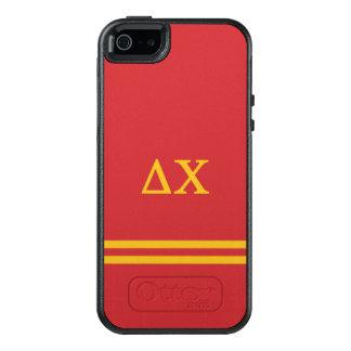 Delta Chi   Sport Stripe OtterBox iPhone 5/5s/SE Case