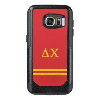 Delta Chi | Sport Stripe OtterBox Samsung Galaxy S7 Case