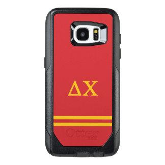 Delta Chi | Sport Stripe OtterBox Samsung Galaxy S7 Edge Case