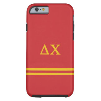 Delta Chi | Sport Stripe Tough iPhone 6 Case