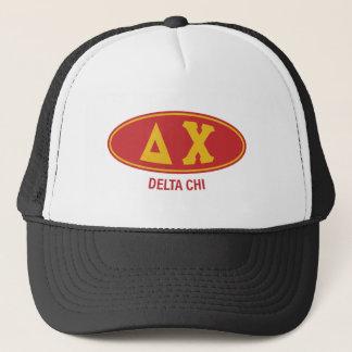 Delta Chi | Vintage Trucker Hat