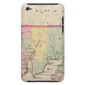 Delta County Michigan iPod Touch Cover
