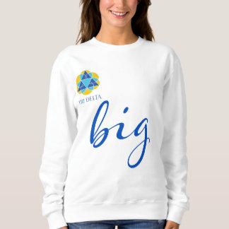 Delta Delta Delta | Big Script Sweatshirt