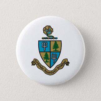 Delta Delta Delta Crest Color 6 Cm Round Badge