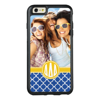 Delta Delta Delta | Custom Monogram Pattern OtterBox iPhone 6/6s Plus Case