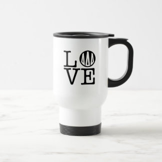 Delta Delta Delta | Love Travel Mug