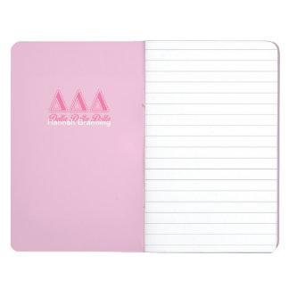 Delta Delta Delta Pink Letters Journal