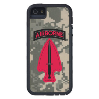 Delta Force - ARMY SPECIAL OPERATIONS COMMAND iPhone 5 Case