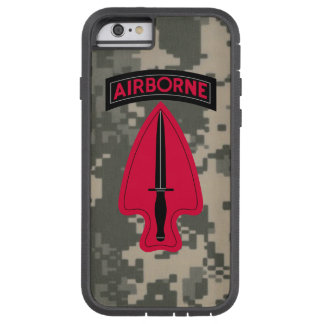 Delta Force - ARMY SPECIAL OPERATIONS COMMAND Tough Xtreme iPhone 6 Case