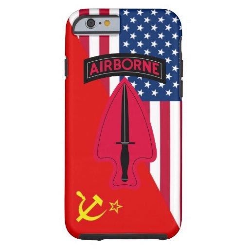 """Delta Force  """"Cold War Paint Scheme"""" iPhone 6 Case"""