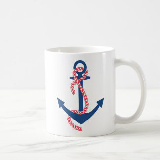 Delta Gamma Anchor Coffee Mug