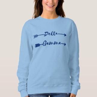 Delta Gamma | Arrow Sweatshirt