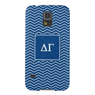 Delta Gamma | Chevron Patter Galaxy S5 Covers