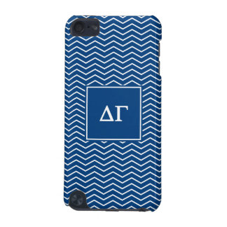 Delta Gamma | Chevron Patter iPod Touch (5th Generation) Cases
