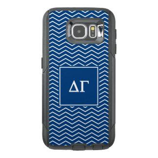Delta Gamma | Chevron Patter OtterBox Samsung Galaxy S6 Case