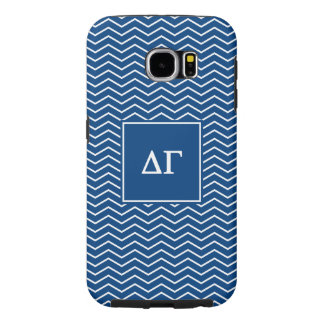 Delta Gamma | Chevron Patter Samsung Galaxy S6 Cases