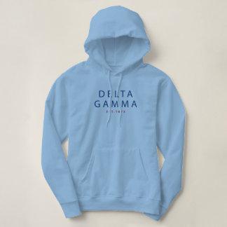 Delta Gamma   Est. 1873 Hoodie