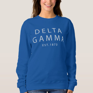 Delta Gamma | Est. 1873 Sweatshirt